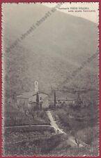 BRESCIA NAVE 01 CAINO - PIEVE VECCHIA Cartolina viaggiata 1915