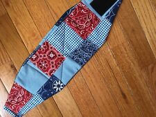 Male dog diaper-belly band-wrap-britches-quilted- PATCHES by angelpuppi