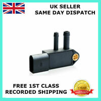 NEW DPF EXHAUST DIFFERENTIAL PRESSURE SENSOR FOR VOLKSWAGEN TRANSPORTER 2007 ON