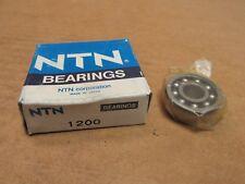 NIB NTN 1200 SELF ALINGING BEARING 1200 10x30x9 mm