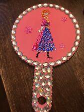 Disney Frozen Anna Hand Mirror Bling Hand Mirror
