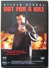 OUT FOR A KILL (2003) DVD MOVIE Steven Seagal, Michelle Goh, Corey Johnson