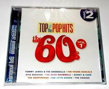 Top Of The Pop Hits The 60s Volume 1 Disc 2 CD New Sealed