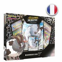 Coffret Pokémon La voie du maître Moumouflon 4 boosters