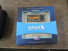 NEW SiriusXM Satellite Radio Starmate 3 Model ST3-TK1