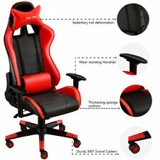 JL Soho Computer Chair Executive Recliner Racing Adjustable Gaming Faux Leather