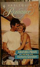 Arafura Pirate by Victoria Gorson Harlequin Romance Paperback