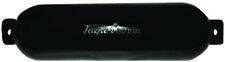 "Taylor Made Hull Gard Inflatable Vinyl Fender Boat 10.5"" x 30"" Black 71024"