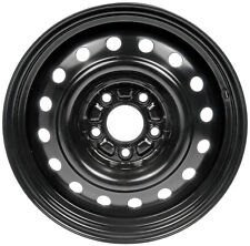 """New 16"""" 16x6.5"""" Steel Wheel For 2006 2007 2008 2009 Ford Fusion - Mercury Milan"""