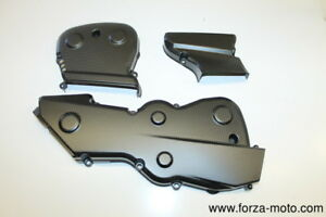 Ducati Performance Carbon fiber full cover kit to protect timing belts 96980221A