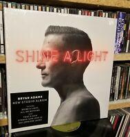 Bryan Adams **Shine A Light LP Sealed NEW RECORD  VINYL 2019