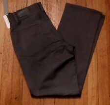 NWT Perry Ellis, Casual Olive Khakis 30 x 30 Great Fitting, MSRP: $79.50 (DP147)