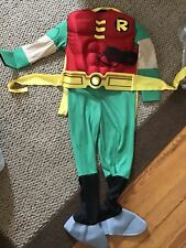 Robin Halloween Costume Sz 4-6