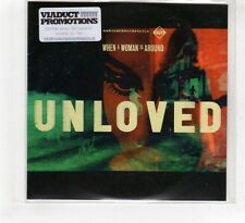 (HF284) Unloved, When A Woman Is Around - 2016 DJ CD