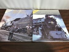 LOCOMOTIVE & RAILWAY PRESERVATION ISSUE 1993 #44 AND 1994 #45