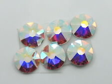 20ss CRYSTAL AB  HOT FIX swarovski rhinestone 72pcs
