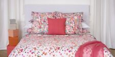 NEW YVES DELORME MILLEFIORI FLORAL FLAT SHEET NWT