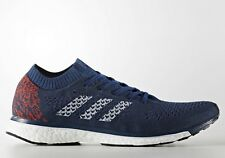 Adidas Adizero Prime Boost LTD PrimeKnit Mens Shoes Size 7.5 NEW PK Navy Maroon