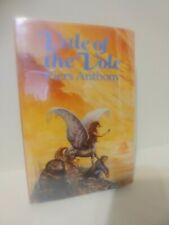 Piers Anthony Vale Of the Vole First Edition