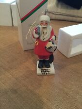 Norman Rockwell Dave Grossman 1979 Nrx24 Drum For Tommy Ornament Santa