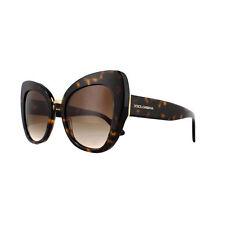 Dolce & Gabbana Extreme Butterfly Sunglasses in Havana Dg4319 502/13 51