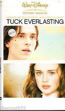 Tuck Everlasting. Vivere per sempre (2002) VHS Disney  Video - . Ben Kingsley