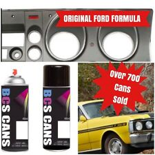 Xw Xy Gt Gs Ho Dash Console Grille Paint DEEP DARK Argent Silver Spray 400ml