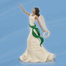 Bradford Exchange I Will Praise You Joyful Angel of Praise Figurine
