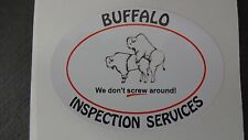 Oil Rig Hardhat Sticker Decal Drilling Contractor Company Inspection Oilfield