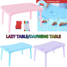 Foldable Laptop Table Tray Desk Tablet Desk Stand Bed Sofa Couch Drawing Table