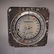 Eagle Signal Corp FLEXOPULSE  Cold War Era Industrial Countdown Nuclear Timer
