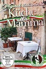 DVD Original Italiano Cocina Alla Mamma Sur de italia cocina