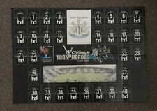 Newcastle United 2007/08 Toon Heroes Cards, Full Collection & Poster