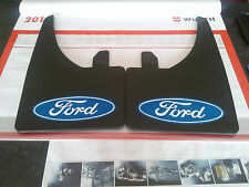 Universal Mudflaps Front Rear Ford Fits Focus Fiesta Mondeo Mud Flap Guard NEW