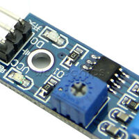 Adjustable Bistable Vibration Vibrating Sensor Switch Module DIY DC 3V-24V 1.5A