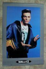 H678 Vanilla Ice Rapper Hip Hop Music SInger Tour New Custom Poster Art Decor