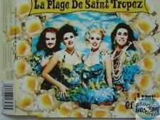 ARMY OF LOVERS LA PLAGE DE SAINT TROPEZ germany MAXI CD