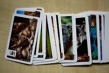 REWE WWF Tierabenteuer Sticker 2011, Auktion gewinnen, 10 aussuchen