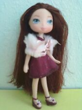 MGA Soda Pop Carrie Cherry Girl Doll Clothes Shawl Shoes