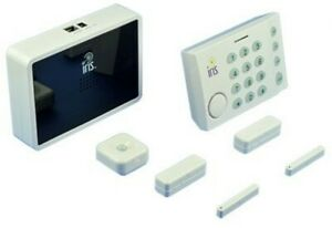 Iris KIT651 Home Automation Safe and Secure Kit