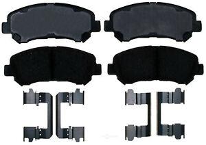 Disc Brake Pad Set-Ceramic Disc Brake Pad Front ACDelco Pro Brakes 17D1338CH