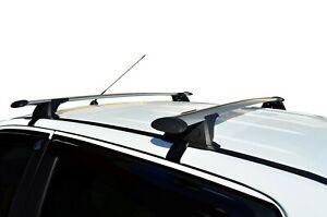 Alloy Roof Rack Cross Bar for Mercedes-Benz X-Class 2018-20 135cm Flexible