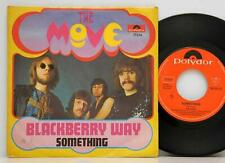 """The Move        Blackberry way  /   Something       7""""        NM # F"""