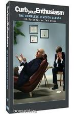 CURB YOUR ENTHUSIASM: COMPLETE SEASON 7  - BRAND NEW & SEALED DVD