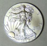 BU 2014 American Silver Eagle .999 Silver Dollar 1 oz Uncirculated (1-1518)