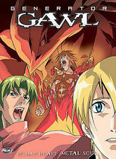 Generator Gawl - Vol. 1: Human Heart, Metal Soul (DVD, 2005)