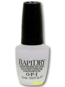 OPI Nail Polish Lacquer 15ml/0.5fl.oz NT T74- RapiDry Top Coat