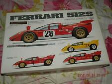 WAVE 1/24 FERRARI 512S DETAIL KIT 4VER.