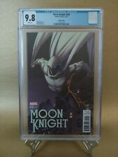 Moon Knight 200 1:50 Nowlan Variant CGC 9.8