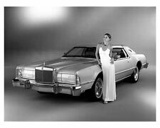 1976 Lincoln Continental Mark IV Factory Photo ub2865-FXFWVO
